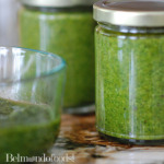 Creamy Basil & Walnut Pesto