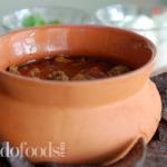Savory Beef & Bean chili