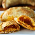 Frying Cheese Empanadas